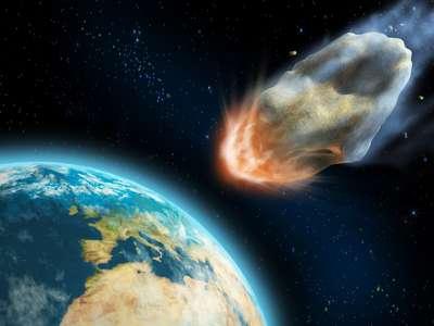 BLOG DO JOSÉ CÍCERO: Grande asteróide pode atingir a Terra ...
