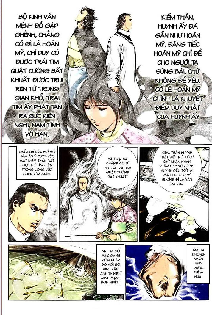 Phong Vân chap 56 - Trang 13