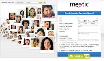 paginas de contacto gratis espana