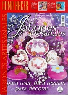 Revista: Jabones artesanañes No. 3