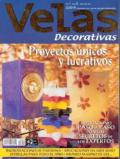 Velas Decorativas Nro. 2