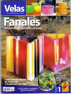 Velas Nro. 1 Fanales