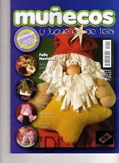 Revista: Muñecos y Juguetes de Tela No. 4