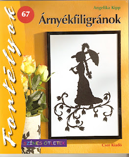 Revista: Arnyekfiligranok pintura en Blanco y Negro