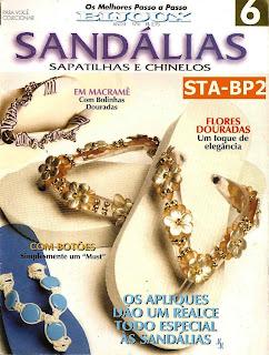 Sandalias Nro. 6