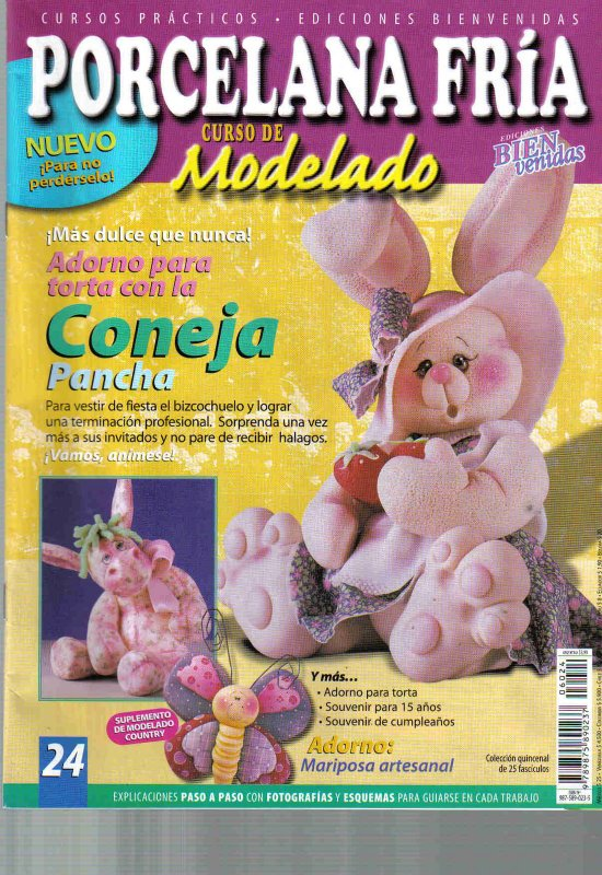 Revista: Porcelana fria No. 25