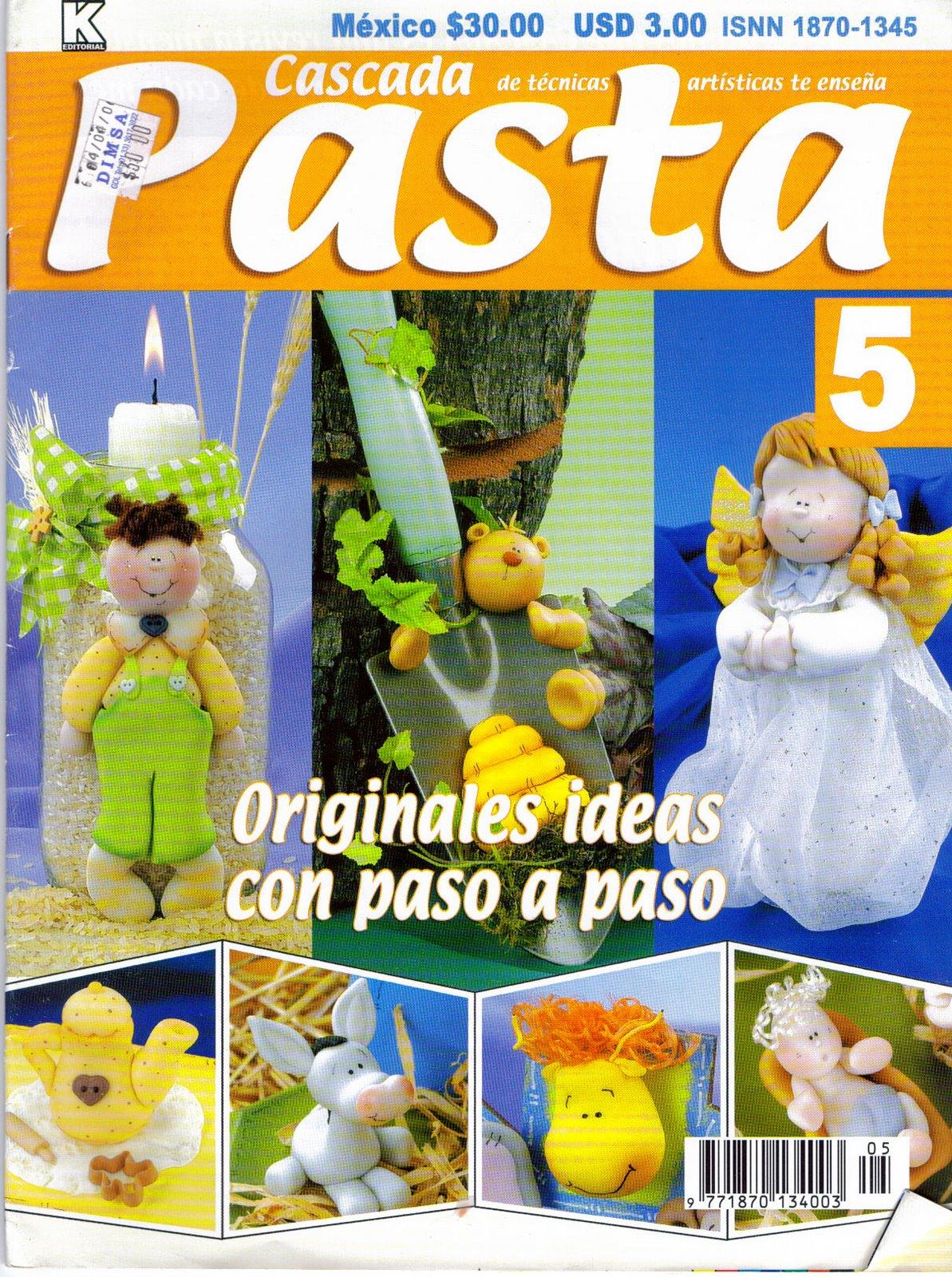 Revista: Pasta No. 5