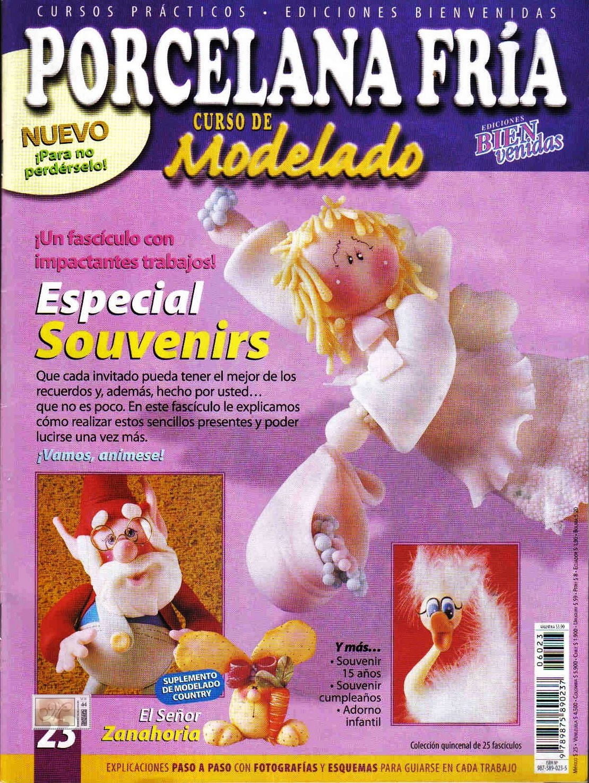 Revista: Porcelana fría No. 23
