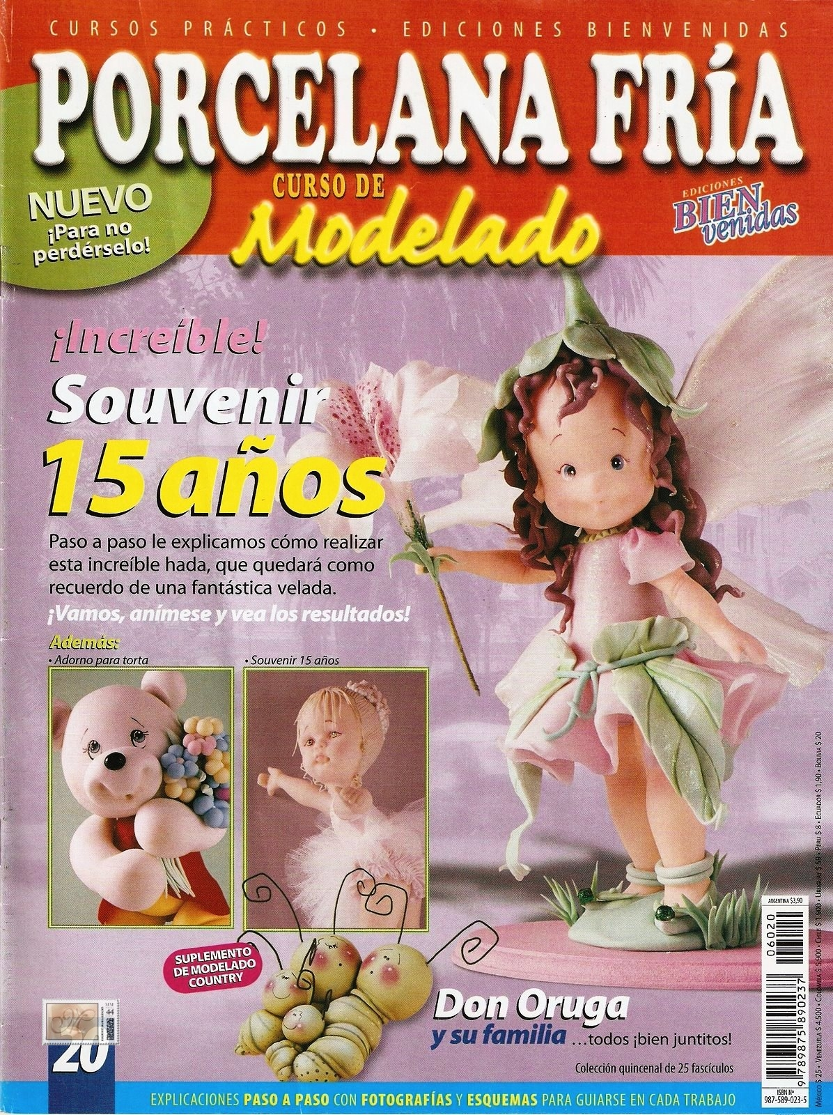 Revista: Porcelana fría No. 20