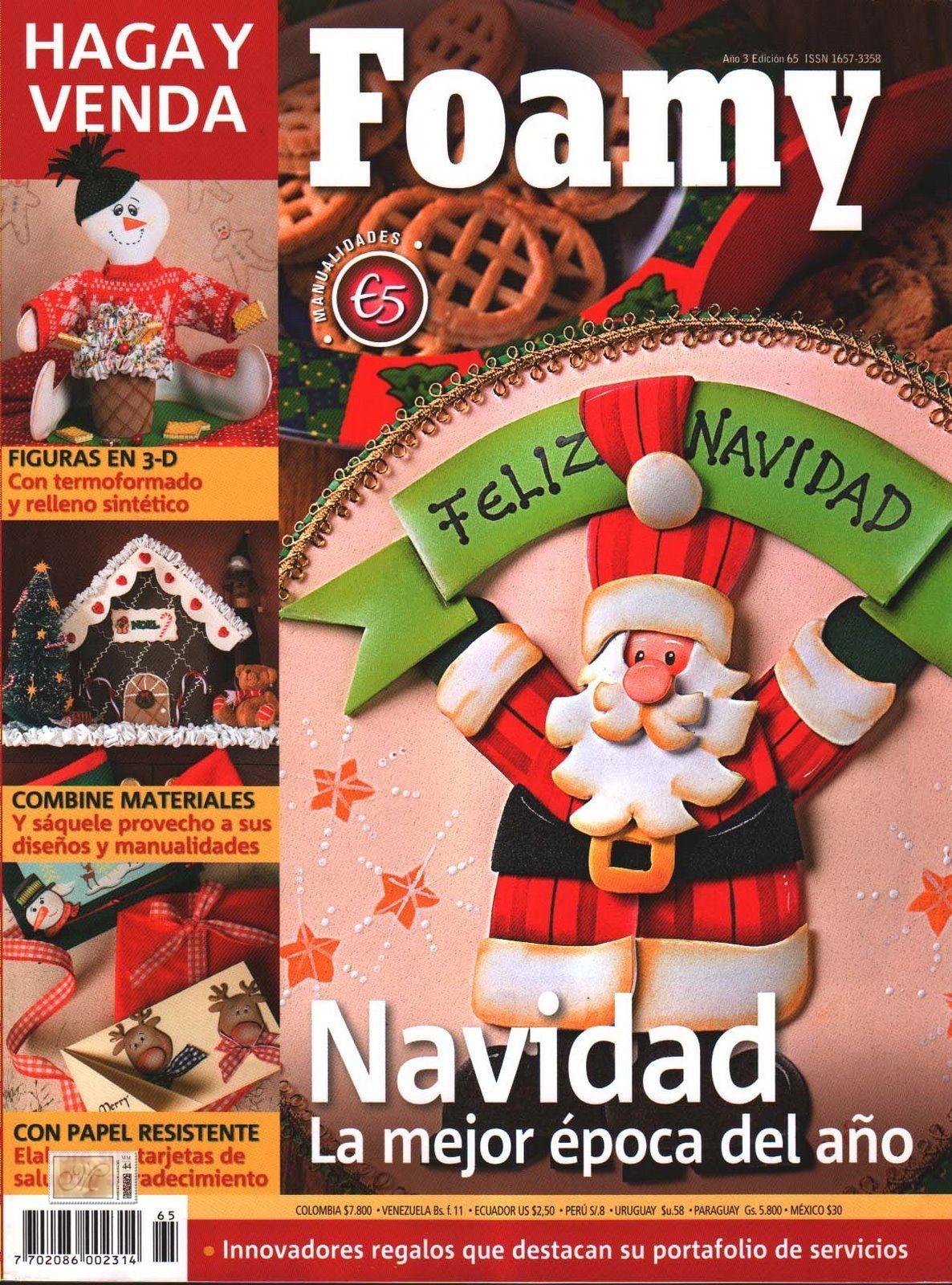 Revista: Haga y veda No. 65. Foamy