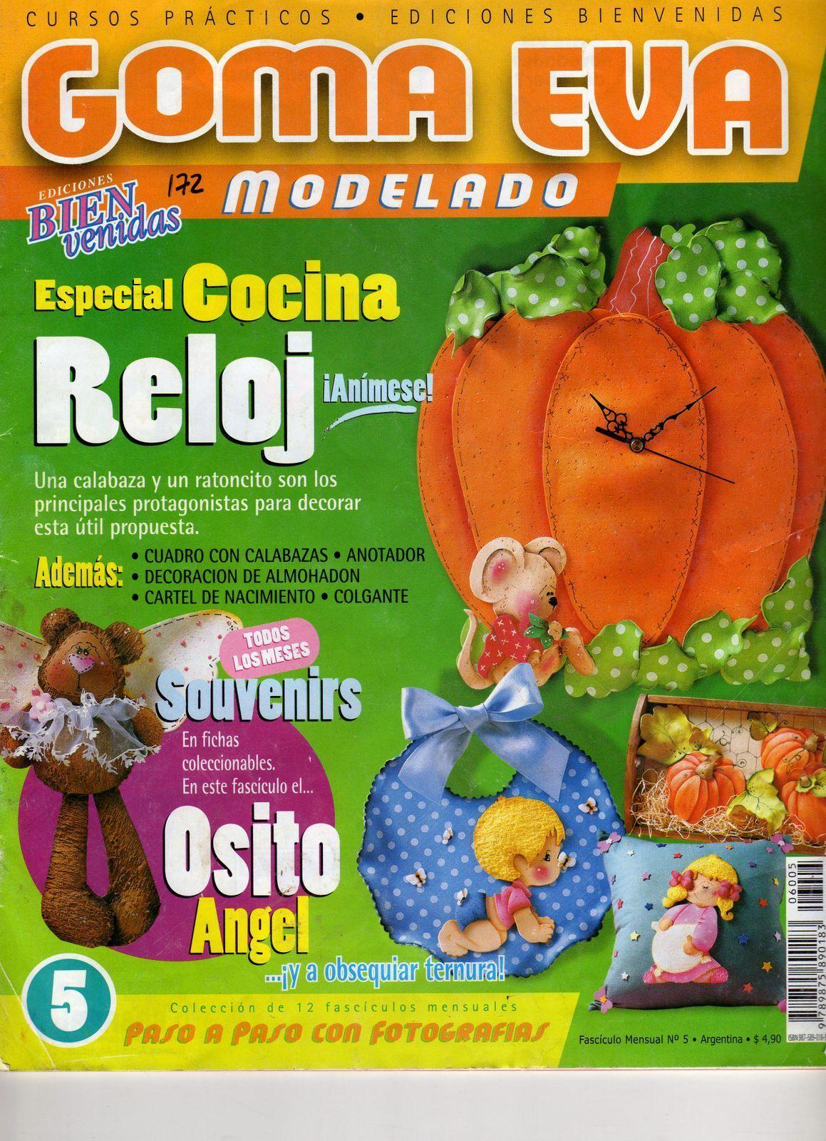 Revista: Goma eva