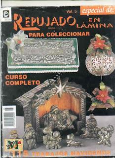 Repujado En Lamina Nro. 5