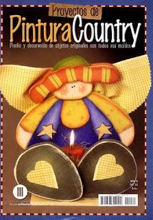 Pintura Country Nro. 35