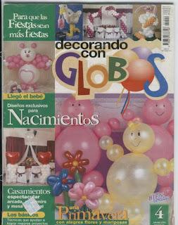 Decoración con Globos Nro. 4
