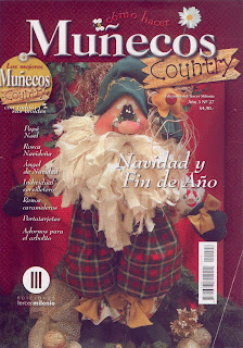 Muñecos Country Nro. 27