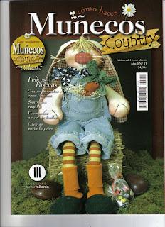 Muñecos Country Nro. 31