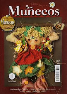 Muñecos Country Nro. 63