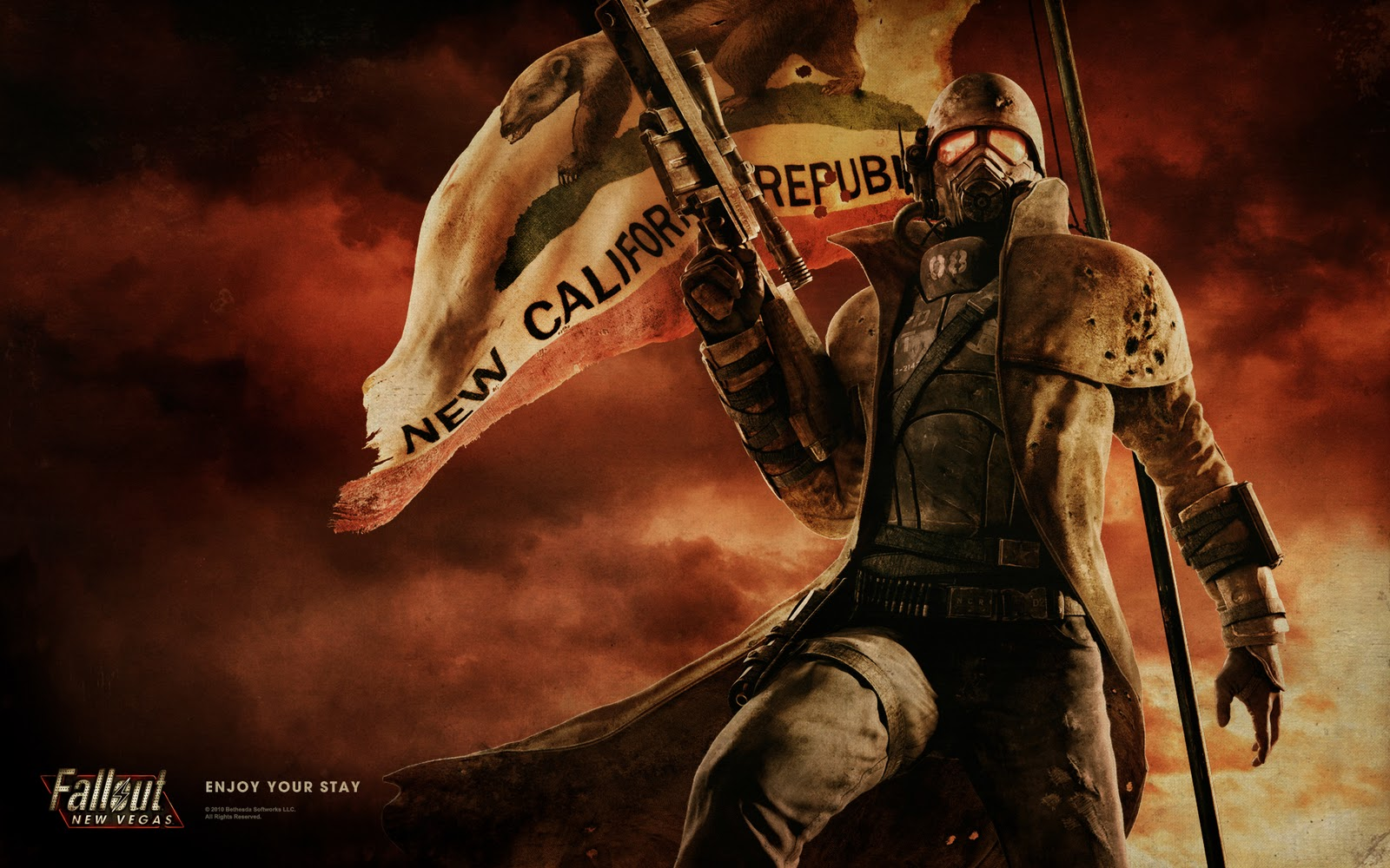 The Ace's Place: Fallout: New Vegas Wallpapers