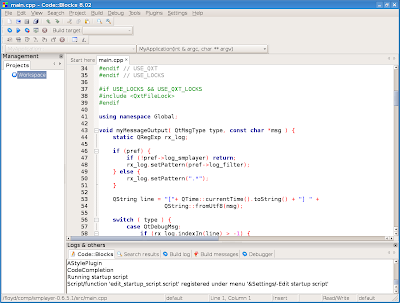 how to run c++ codeblocks