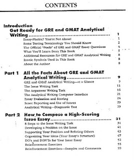 gre awa model essays The most extensive and detailed gre analytical writing guide that exists today gre awa example essays  along with a model essay that responds to the prompt.