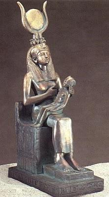 Dioses en el antiguo Egipto