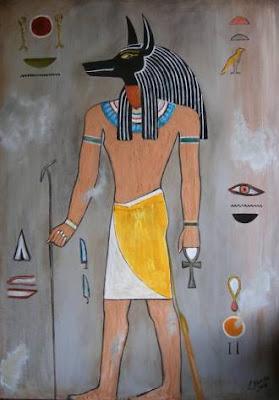 DIOSES DEL ANTIGUO EGIPTO