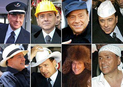 Berlusconi oscurato dal Web con DEberlusconiZER!