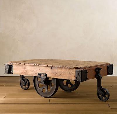 Vintage and Repurposed Furniture