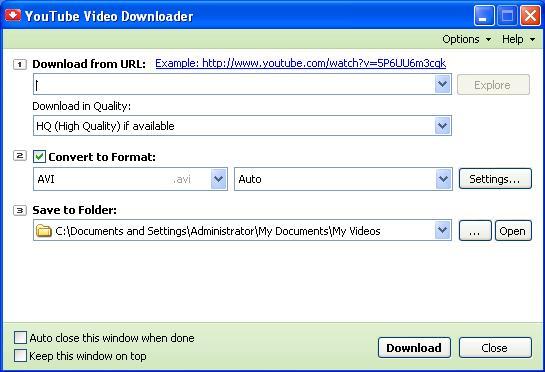 Tube video downloader / Fondos de pantalla de verano