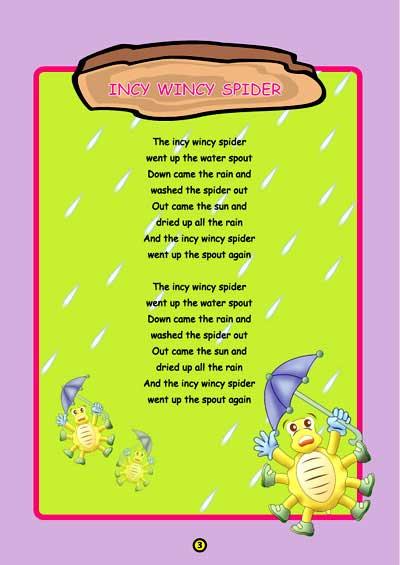 PRESCHOOL ENGLISH EDUCATION: Nursery Songs Vol.3
