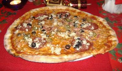 Alariesto Pizza