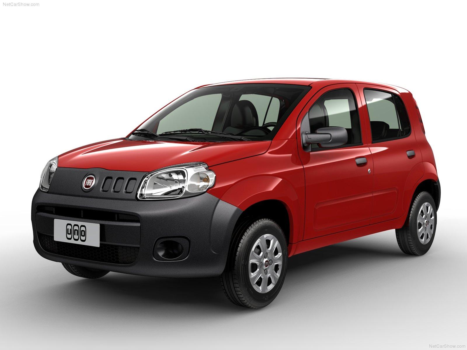 Fiat Uno 2011 Stills And Photogallery