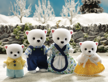 The Unofficial Sylvanian Families Collectors Club