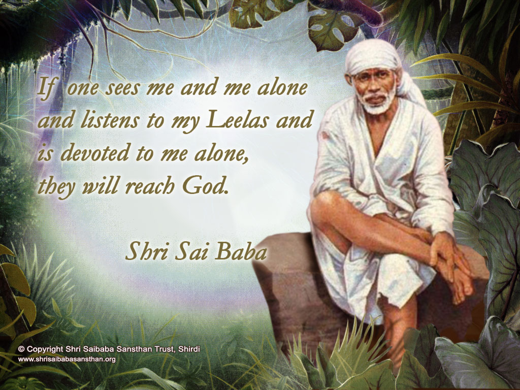 Sai baba links essays and articles