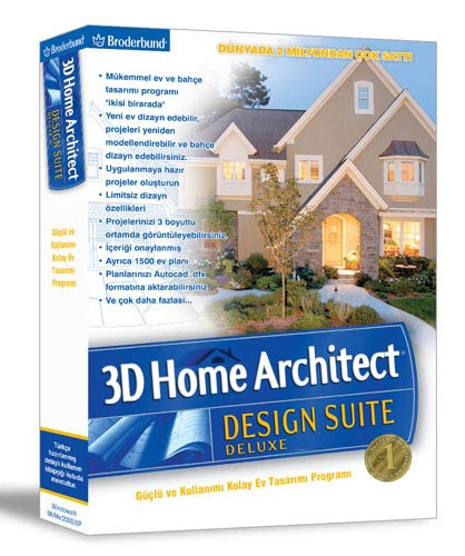 3d Home Design Suite Deluxe 3 0: Universal Hacker: 3D Home Architect Design Suite Deluxe V8.0