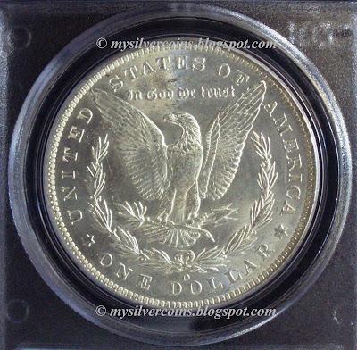 Silver Coins Collection 1885 O Morgan Silver Dollar Usa