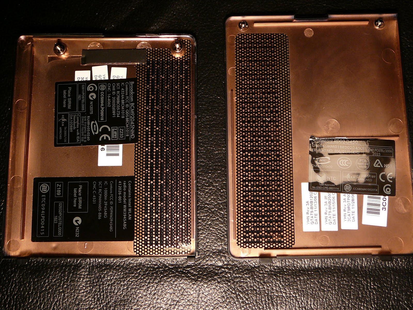 Burt's Developers Blog: How I Fixed My Overheating HP DV9000