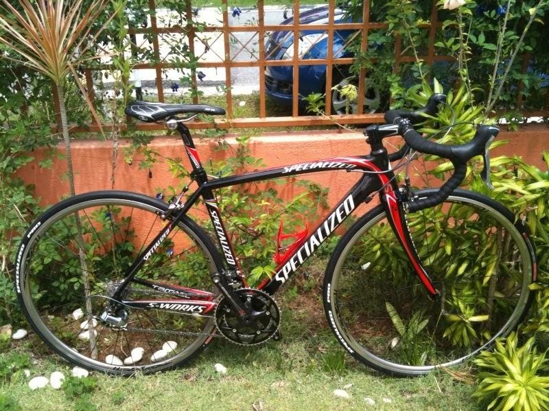 Giler Mtb Damba Road Bike Specialized Tarmac S Work Sl2
