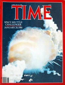 Mommy Needs Vodka TIME Magazine Space Shuttle Challenger Christa McAuliffe