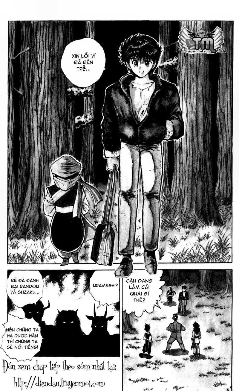 Hành trình của Uduchi chap 052: giải đấu ankoku bujutsukai trang 8