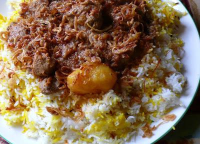 Chachi Kitchen Recipes Biryani