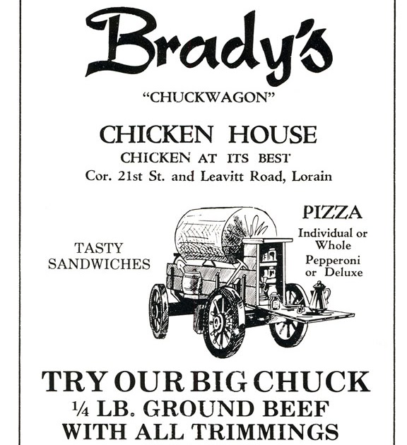 Brady's Bunch of Lorain County Nostalgia: 1974 Admiral