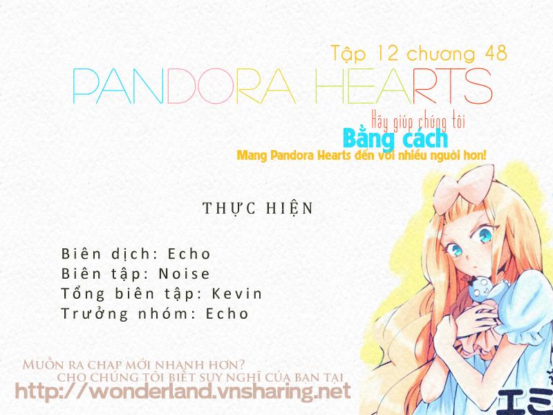 Pandora Hearts chương 048 - retrace: xlviii isla=yura trang 47