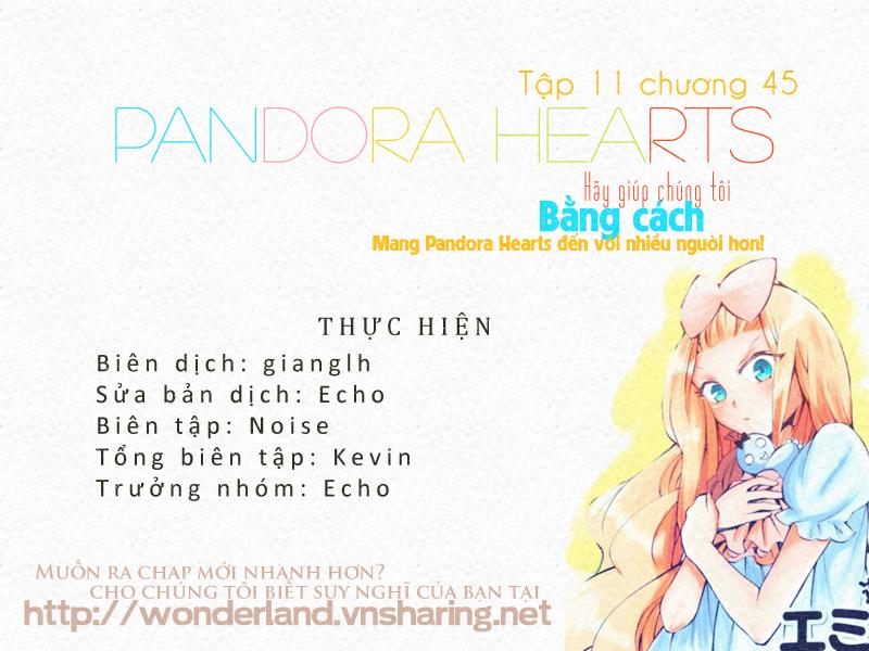 Pandora Hearts chương 045-b - retrace: xlv queen of hurts trang 1