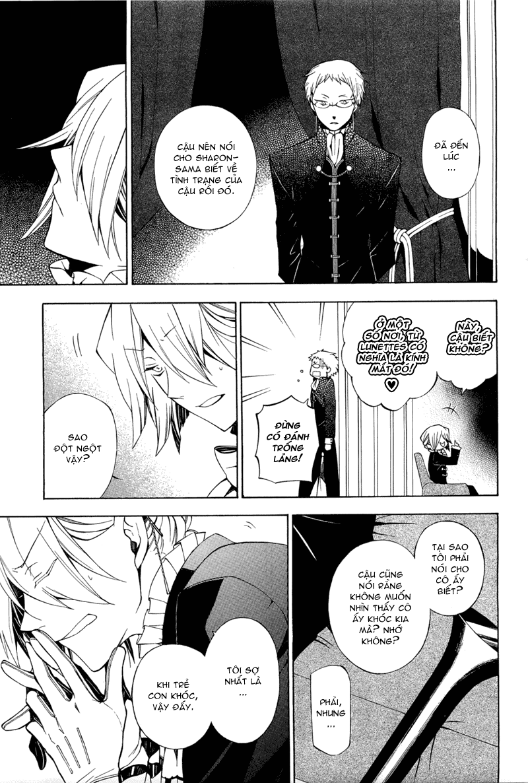 Pandora Hearts chương 049 - retrace: xlix night in gale trang 9