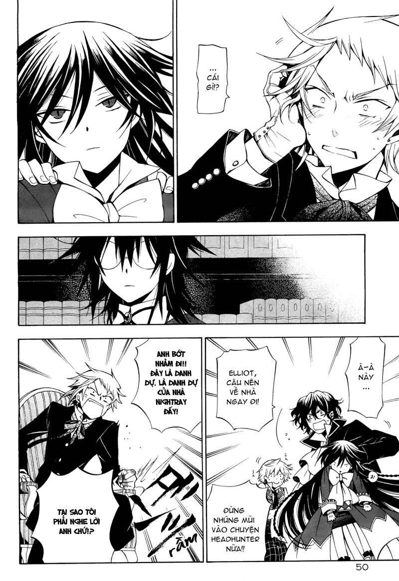 Pandora Hearts chương 047 - retrace: xlvii unbirthday trang 14