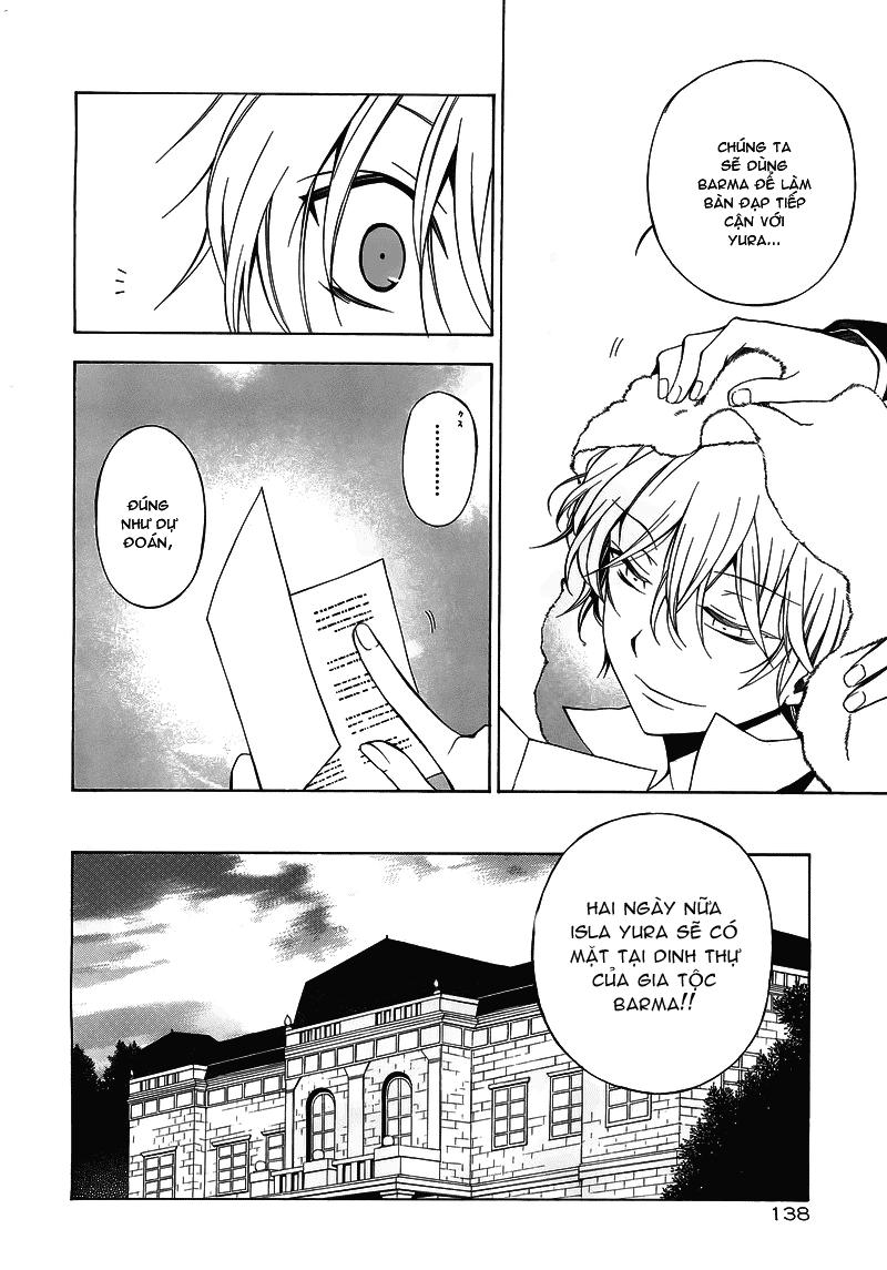 Pandora Hearts chương 048 - retrace: xlviii isla=yura trang 8