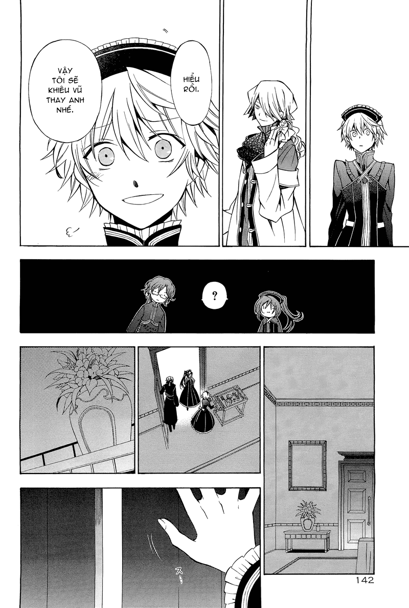 Pandora Hearts chương 048 - retrace: xlviii isla=yura trang 12