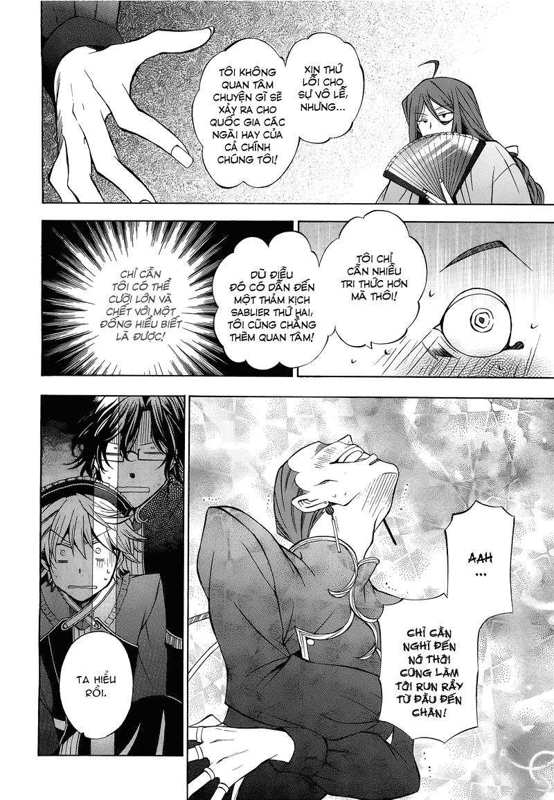 Pandora Hearts chương 048 - retrace: xlviii isla=yura trang 18