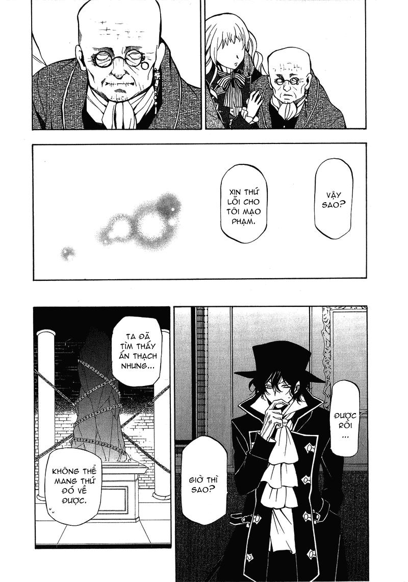 Pandora Hearts chương 044 - retrace: xliv dusty sky trang 36